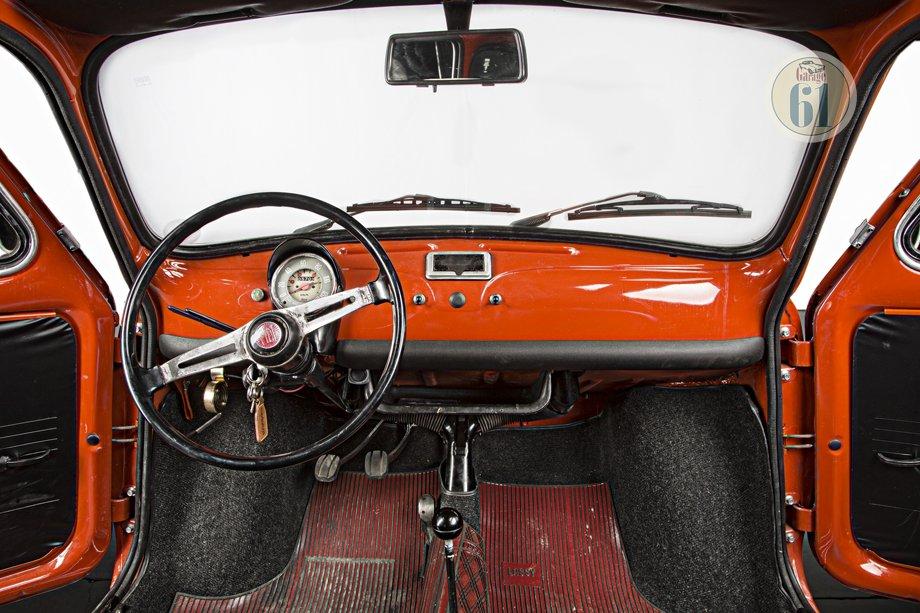 Lot 57 Fiat 500 R 1975 Oldtimer Auktion 2017 Resultate