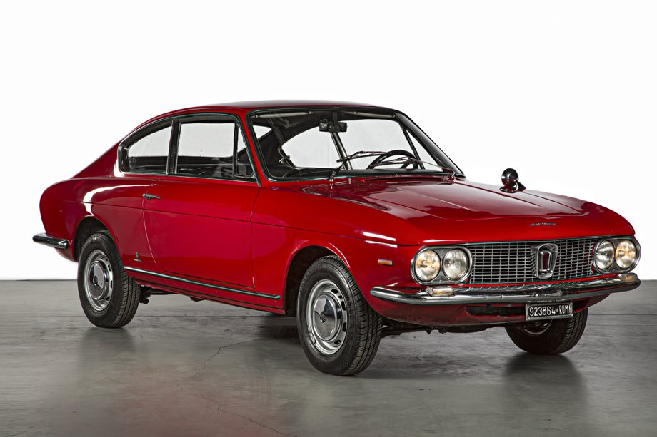 Fiat 1300 S Coupè Vignale