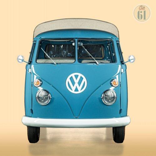 volkswagen t1 doka 6 sitzer 1965 emotionen mieten. Black Bedroom Furniture Sets. Home Design Ideas